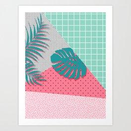 Santa Monica Kunstdrucke