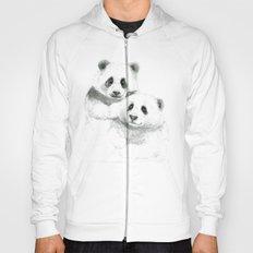 Giant Panda sketch SK064 Hoody