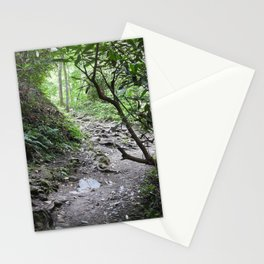 Magical Mountain Path Stationery Cards