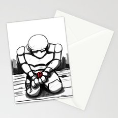 last Thing alive  Stationery Cards