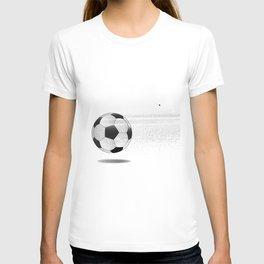 Moving Football T-shirt
