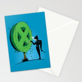 Logan Scissorhands Stationery Cards