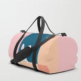 Little_French_Bulldog_Love_Minimalism_001 Duffle Bag