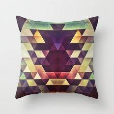 fyzykyl Throw Pillow