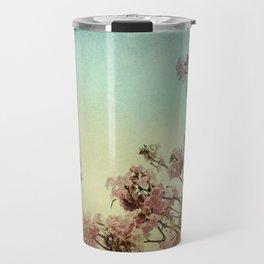 Beautiful Flowers Travel Mug