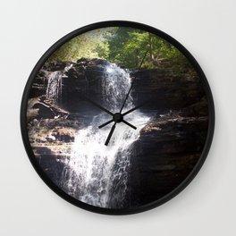 Cheers to Waterfalls pt.1 Wall Clock