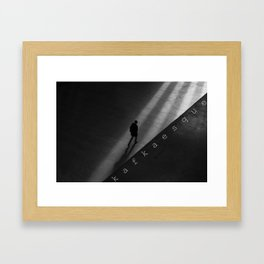 Kafkaesque Framed Art Print