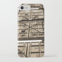 industrial iPhone & iPod Cases featuring Industrial by Samantha