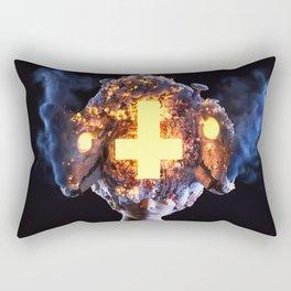 Burgeon Rectangular Pillow
