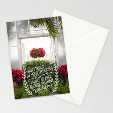 Your Unfailing Love     Psalm 13:5 Stationery Cards