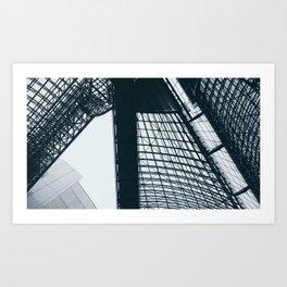 Percolator Art Print