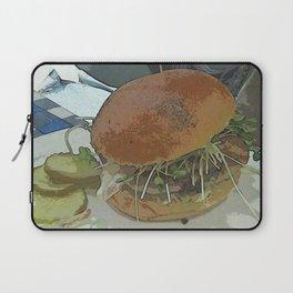 Big City Burger DPPA140817a Laptop Sleeve