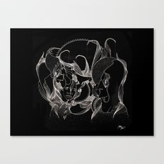 Legendary Influence Canvas Print