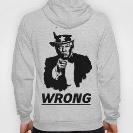WRONG Hoody
