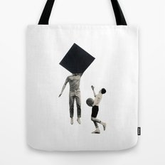 Block Tote Bag