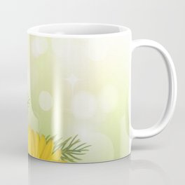 Art Flowers V18 Coffee Mug