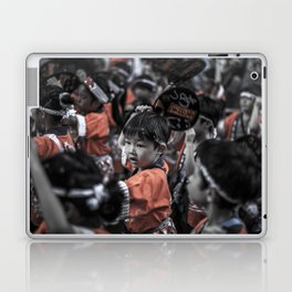 Dance festival Laptop & iPad Skin