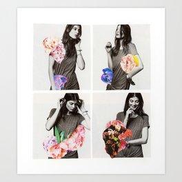 Bloom 13 Art Print