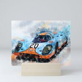917 Mini Art Print
