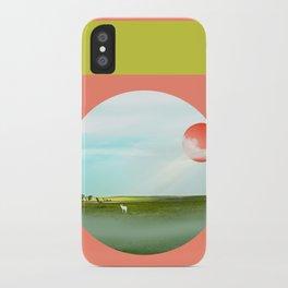 Blistering, Pondering, Wandering iPhone Case