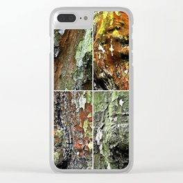 Tableau of Archetypal Structures Clear iPhone Case
