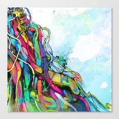 1/2 Canvas Print