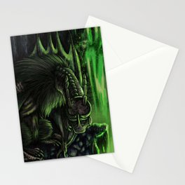 The Hybrid Wings Stationery Cards
