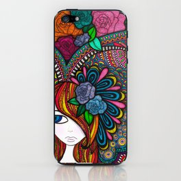 Hada iPhone Skin