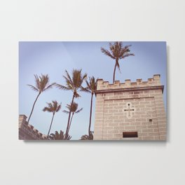 Hawaiian turret Metal Print