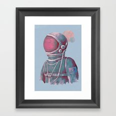 Terran Framed Art Print