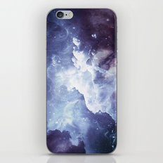 A Sky Made of Diamonds iPhone Skin