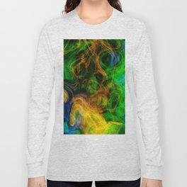 Smoky 02 Long Sleeve T-shirt