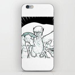 Three Buddies iPhone Skin