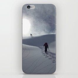Alaska Denali Backcountry Ops iPhone Skin