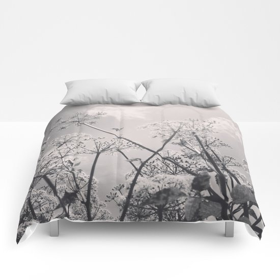 Cow Parsley Comforters