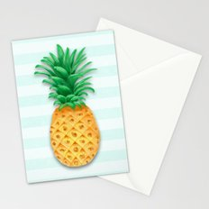 Pineapple ! Stationery Cards