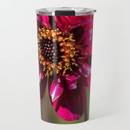 Darling Dahlia Travel Mug