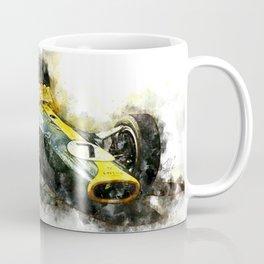 Graham Hill, Lotus 49, 1967 Coffee Mug