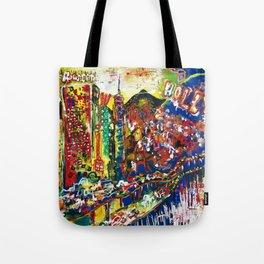 Hollywood Dreams Tote Bag