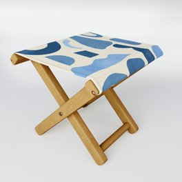 Abstract Shapes 38 Folding Stool