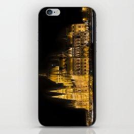 Budapest Parliament At Night iPhone Skin