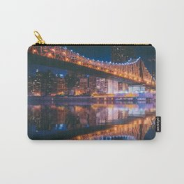 An Evening Like This - New York City Carry-All Pouch