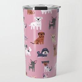 LATIN AMERICAN DOGS Travel Mug