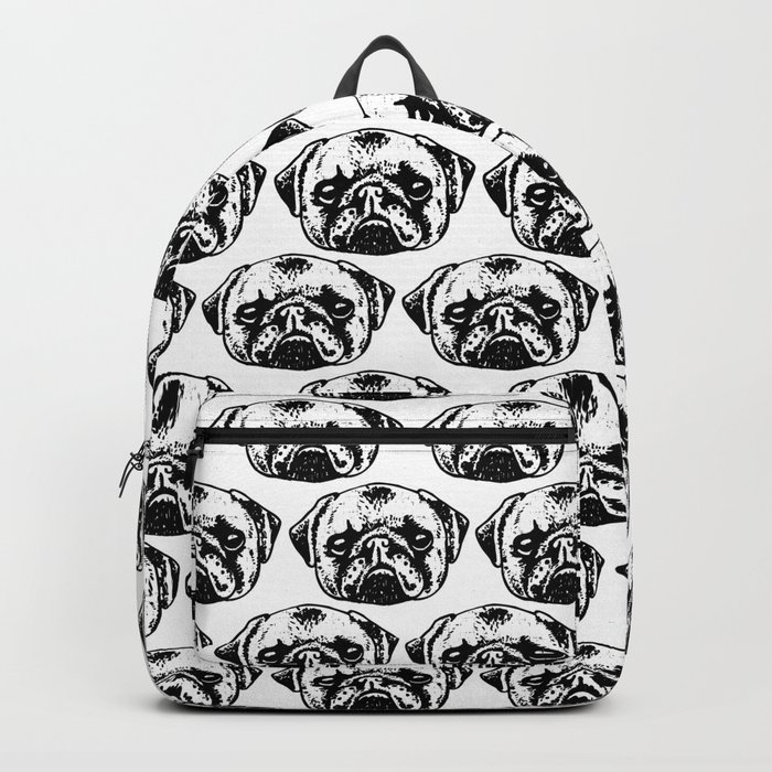 Pug Plz Backpack