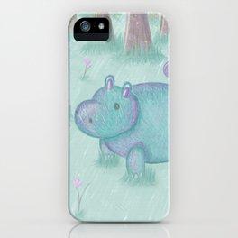 Magic & Fantastic Hipo's Forest iPhone Case