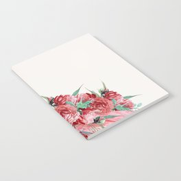 Flamingo Floral Notebook