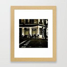 Londres Framed Art Print