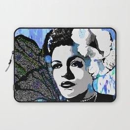 Billie Holiday  Laptop Sleeve