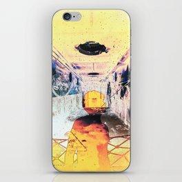 The Inner Chaos (II) iPhone Skin