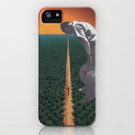 Lazers In The Jungle iPhone Case
